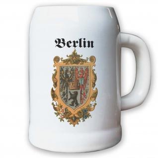 Krug / Bierkrug 0, 5l - Preußische Provinz Berlin Kaiserreich Deutschland #9487