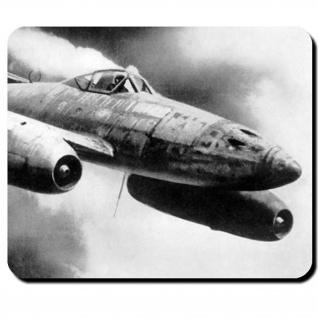 Me 262 Luftwaffe Düsenjet Jet Flugzeug Kampfflugzeug Krieg WK 2 - Mauspad #8284