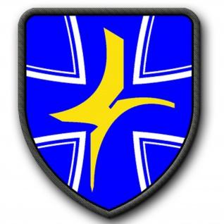 Patch LeKG42 Leichtes Kampfgeschwader Luftwaffe Bundeswehr Wappen #4884