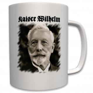 Kaiser Wilhelm-Deutschland Kaiser Wilhelm der zweite Preußen Wk - Tasse #7533