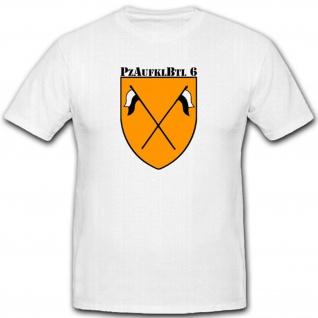 Eutin Pzaufklbtl 6 Bundeswehr Verband Einheit Militär Wappen T Shirt #2387