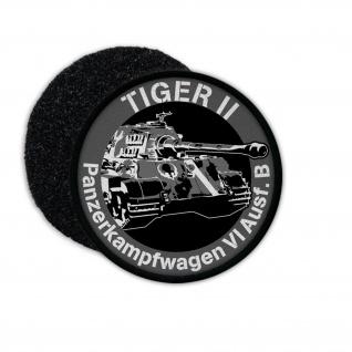 Patch Tiger II Panzer Königstiger Panzerkampfwagen VI Ausf Aufnäher #23235