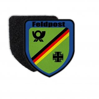 Bundeswehr Feldpost Patch BW Militär Einheit Nachrichtendienst Wappen#33813