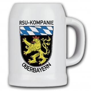 Krug 0, 5l - RSU Kp Oberbayern Sicherungs- und Unterstützungskräfte #14875