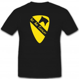 Us Air Kavallerie Division Us AirCavDiv Militär Armee Vietnam T Shirt #2507
