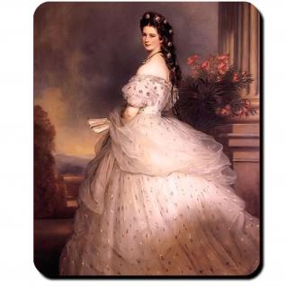 Sissi Elisabeth von Österreich Ungarn Lisi Wien Kaiserin Bild - Mauspad #10426 M