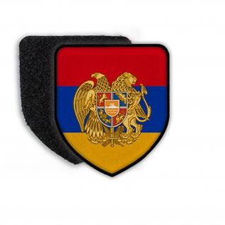 Patch Armenia Kolubien Carlos Mario Alvarez Morales Landesfahne Wappen #21906