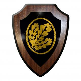 Wappenschild / Wandschild -Jägertruppe Deutschland Bundeswehr Militär #7414