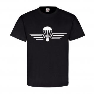 CH Para Wings Schweizer Armee Fallschirmjäger Fallschirmspringer T Shirt #12656