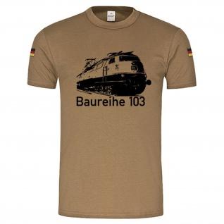 BW Tropen Baureihe 103 Lokomotive Elektrolokmotive Bahn Fan Museum #17186