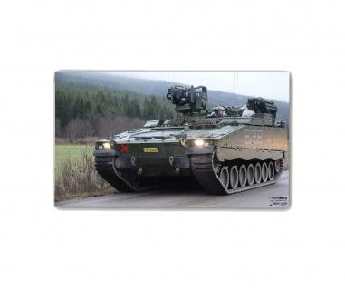 Poster M&N Pictures CV90-Sting Schweden Schützen-Panzer ab30x17cm#30291