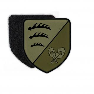 Patch Jägerbataillon 292 Tarn Wappen Bundeswehr Klett Jäger Brigade #25247