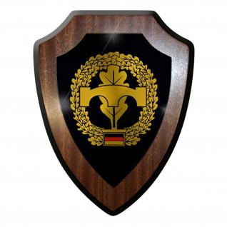 Wappenschild / Wandschild - Pioniere Spezialeinheit Bundeswehr Emblem#7397