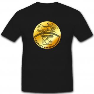 Garmisch Partenkirchen Olympische Winterspiele 1936- T Shirt #5968