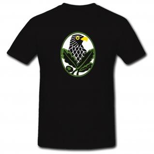 Scharfschützen Abzeichen Wappen Militär - T Shirt #948