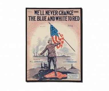 Poster US Patriot Kommunismus Anarchy Rote Armee America XXL ab 30x22cm #31060