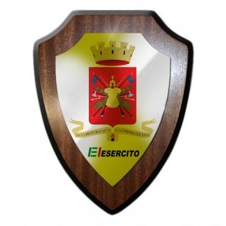 Wappenschild Esercito Italiano italienisches Logo Italien Armee Militär #18213