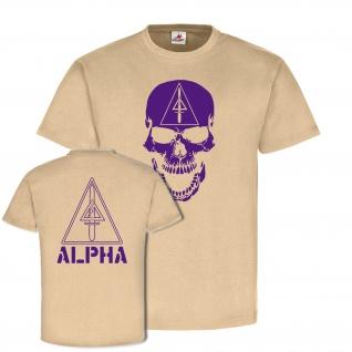 Alpha Delta Force Typ 4 US Army Skull Abzeichen Wappen Schädel Emblem #22521