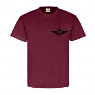 EMFV Logo European Paratrooper FschJg Gebirgsjäger Reservisten T-Shirt #18784