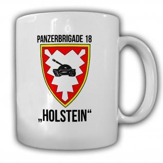 Panzerbrigade 18 Holstein Intern PzBrig 18 BW Heer Leopard Panzer Tasse #15667