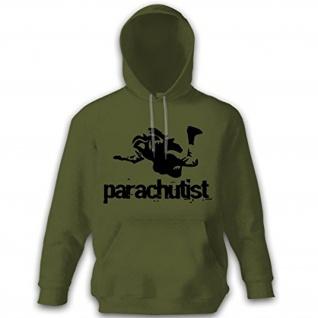 Parachutist Fallschirmspringer Fallschirmjäger Fallschirm Hoodie #12368