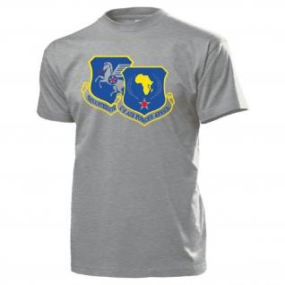 US Air Force Africa USAFE America Amerika Afrika United - T Shirt #14411