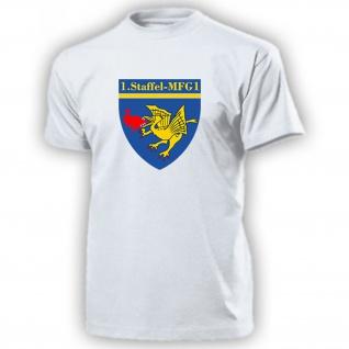 MFG 1 Marinefliegergeschwader Staffel 1 Bundeswehr Marineflieger T Shirt #13114