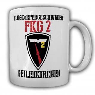 FKG 2 Flugkörpergeschwader Bundeswehr Wappen Abzeichen Tasse #15209