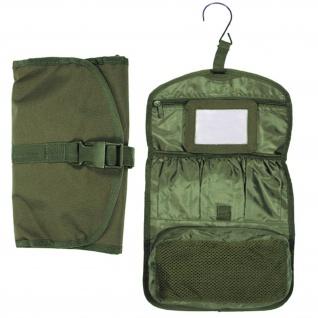 Kulturtasche Army Toilettentasche Beutel Tasche Camping Zelten Outdoor #15794
