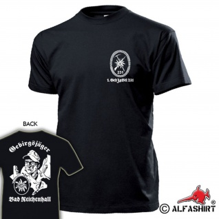 Gr. L - SALE Gebirgsjäger Bad Reichenhall Bundeswehr Wappen Abzeichen #R19