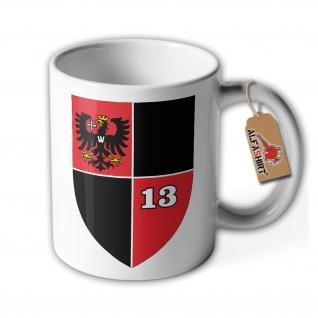 Tasse StKp PzGrenBrig 13 Bundeswehr Panzer Grenadier Brigade #36652