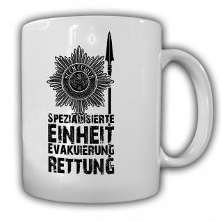 SPEER Feldjäger Bundeswehr BW Heer Einheit Militär - Tasse Becher #26586