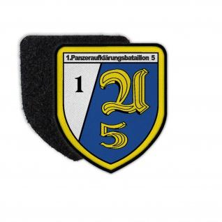 1 Kp PzAufklBtl 5 Wappen Panzeraufklärer Bataillon Bundeswehr Abzeichen #35475