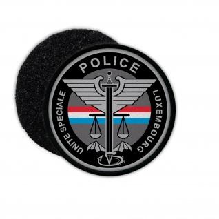 Patch Unité Spéciale de la Police Notfalleinheit Spezialeinheit Luxemburg #33731