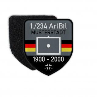 Copytec Patch Kurs 31 FArtBtl 31 Heilige Barbara Bundeswehr Wappen Abzeichen #25011