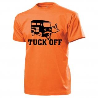 Tuck OFF TUK TUK Autorikscha Motorikscha Trishaw Thailand Taxi T Shirt #16293