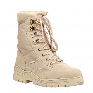 Tropen Einsatz Stiefel Tactical Sniper Springerstiefel Desert Boots #15974