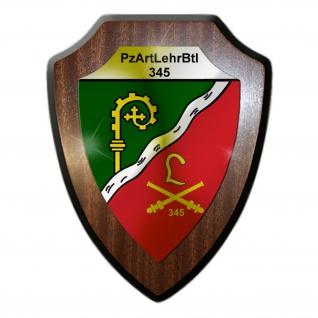 Wappenschild PanzerArtillerieLehrBataillon 345 Bundeswehr Abzeichen #36380