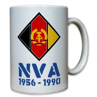 NVA DDR Nationale Volksarmee Ostdeutschland Wappen Ostalgie Becher Tasse #8709