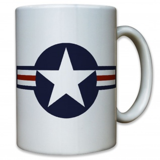 USAF USA US United States Air Force Amerika Abzeichen - Tasse #11573