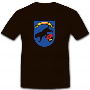 4kp PzBtl134 Bundeswehr Abzeichen6 - T Shirt #6597