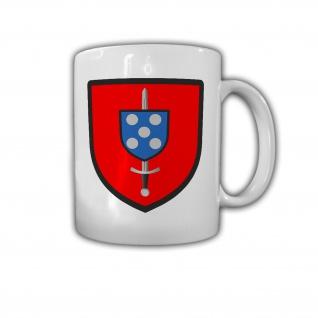 Tasse Portugiesische Armee Kommando Einheit Truppe Abzeichen Wappen #31227