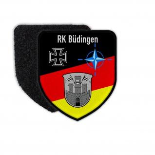 Patch / Aufnäher - RK Büdingen Reservisten Kameradschaft Vogelsberg BW #26851