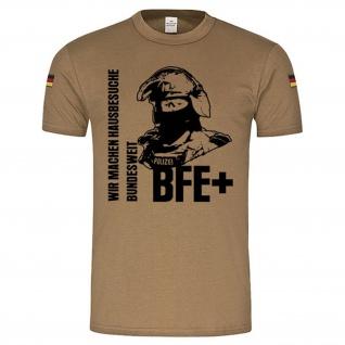 BFE+ Spezialverband Beweissicherung Festnahmeeinheit BPOL BW Tropenshirt #17587