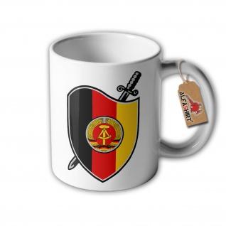 DDR SV Deutsche Volkspolizei Fußball Verband DFV Trikot Hemd Sport Tasse #33349