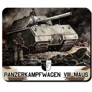 Mauspad Lukas Wirp Panzer Maus Panzerkampfwagen VIII Berlin 1945 #23521