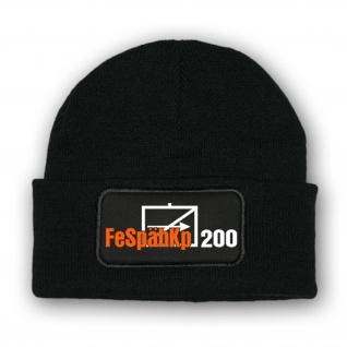 Mütze/Beenie FeSpähKp 200 Fernspähkompanie BW Fernspäher #13573