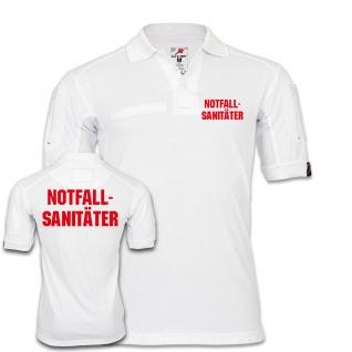 Tactical Polo Notfallsani Notfallsanitäter Sanitäter Berufsbekleidung #25910