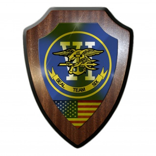 SEAL TEAM 6 Wappen Wandschild Navy Seals US Army United States Militär #20430