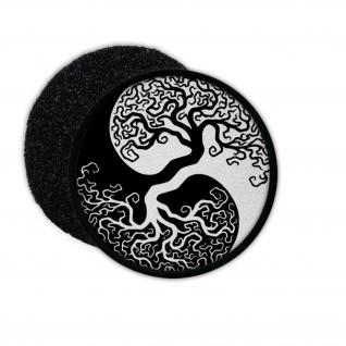 Patch Yggdrasil Typ 2 Weltenesche Weltenbaum 9 Welten Wikinger Klett #27395